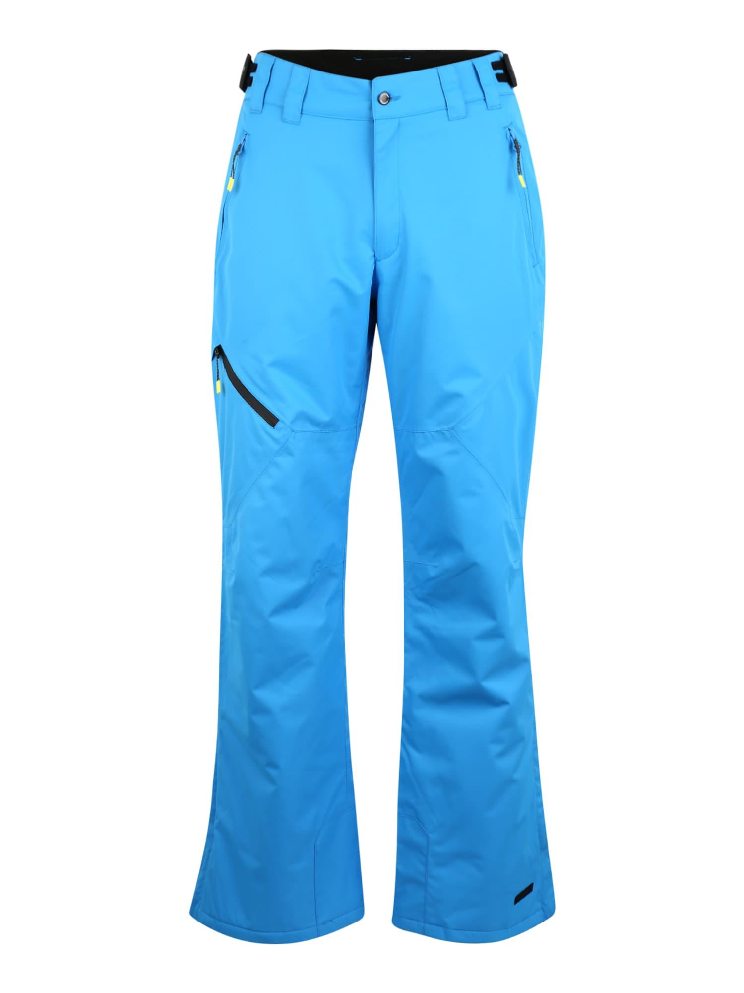 ICEPEAK Laisvalaikio kelnės 'Johny' mėlyna / šviesiai mėlyna