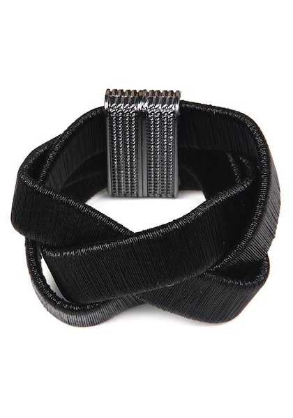 Armbaender - Armband › J. Jayz › schwarz silber  - Onlineshop ABOUT YOU