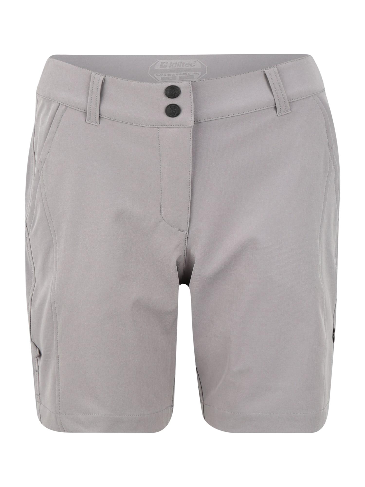 KILLTEC Sportinės kelnės 'Runja' pilka