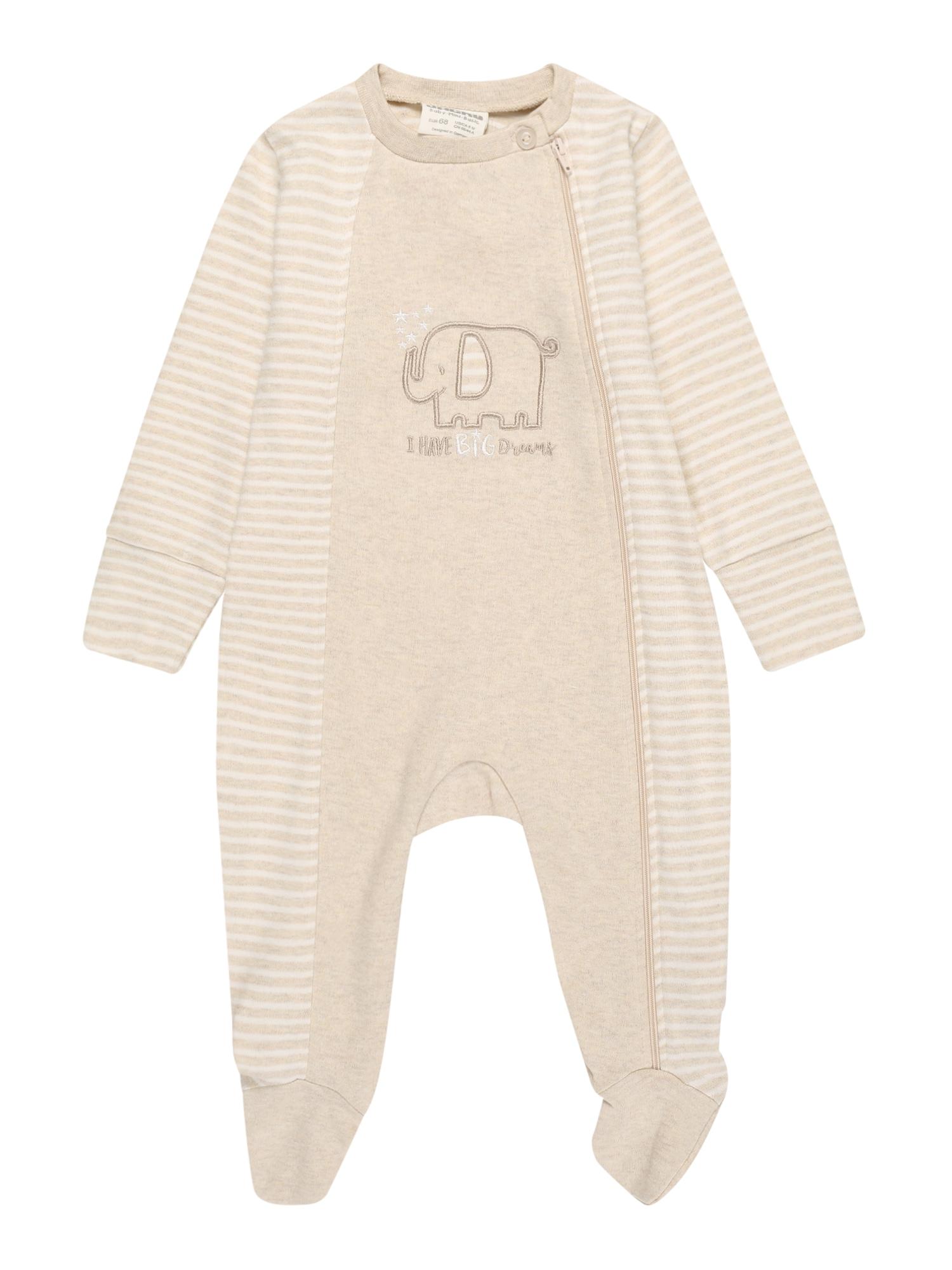 JACKY Miego kostiumas smėlio
