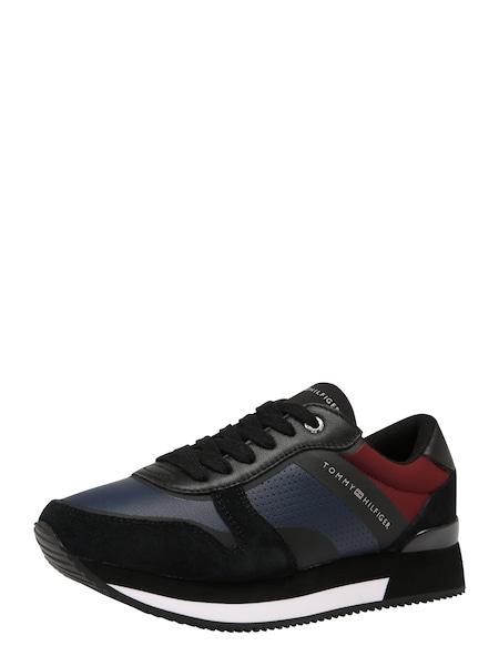 Sneakers für Frauen - Sneaker 'ACTIVE CITY SNEAKER' › Tommy Hilfiger › schwarz  - Onlineshop ABOUT YOU