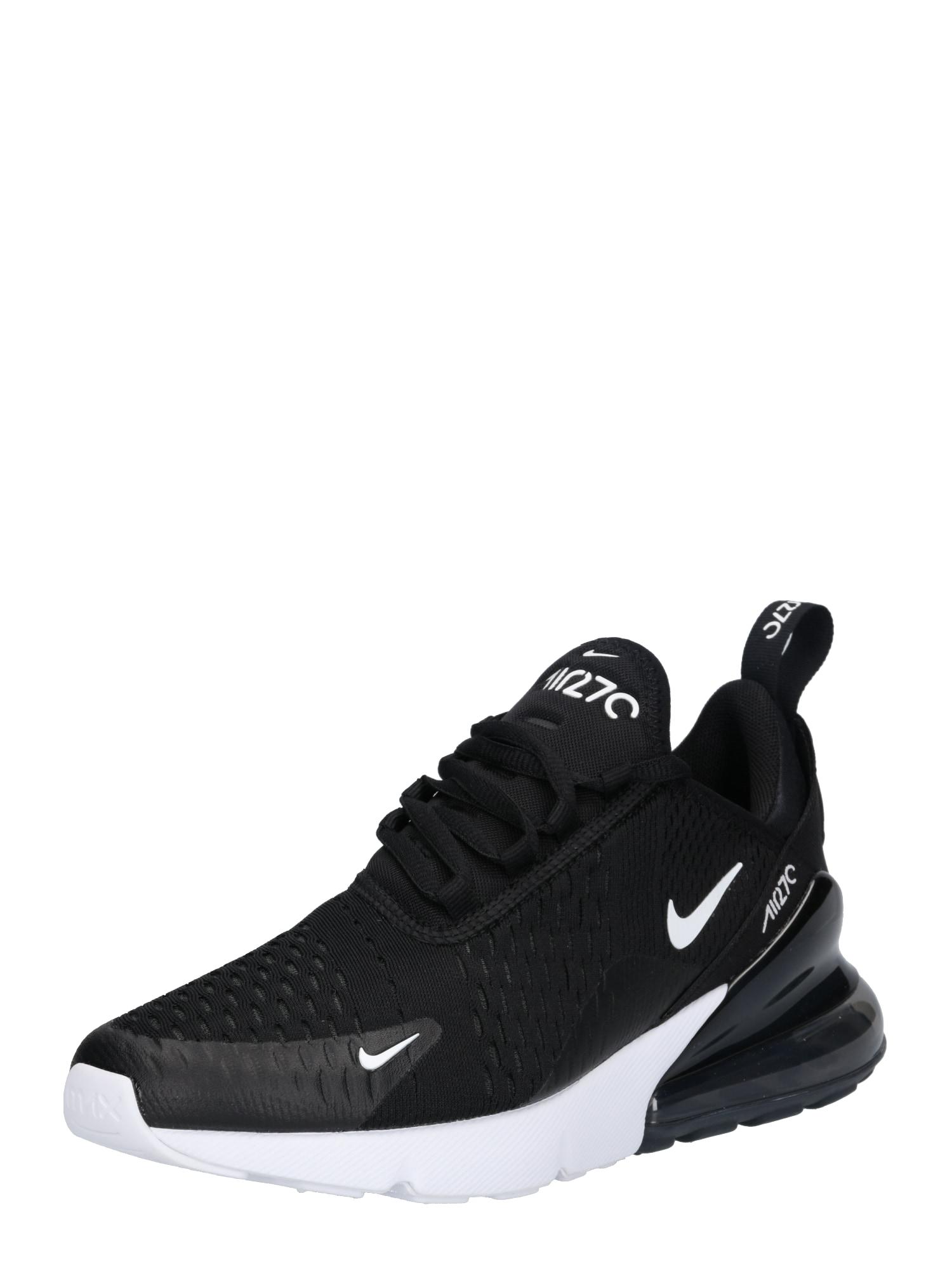Tenisky Air Max 270 antracitová černá bílá Nike Sportswear