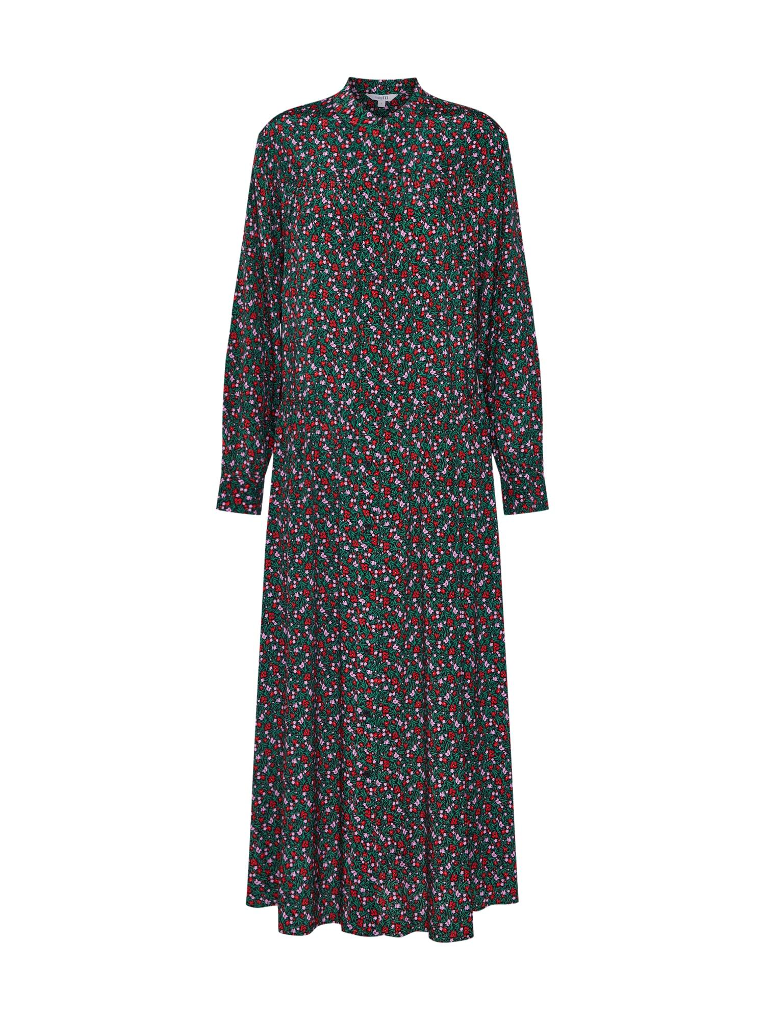 Košilové šaty Izetta mix barev Mbym