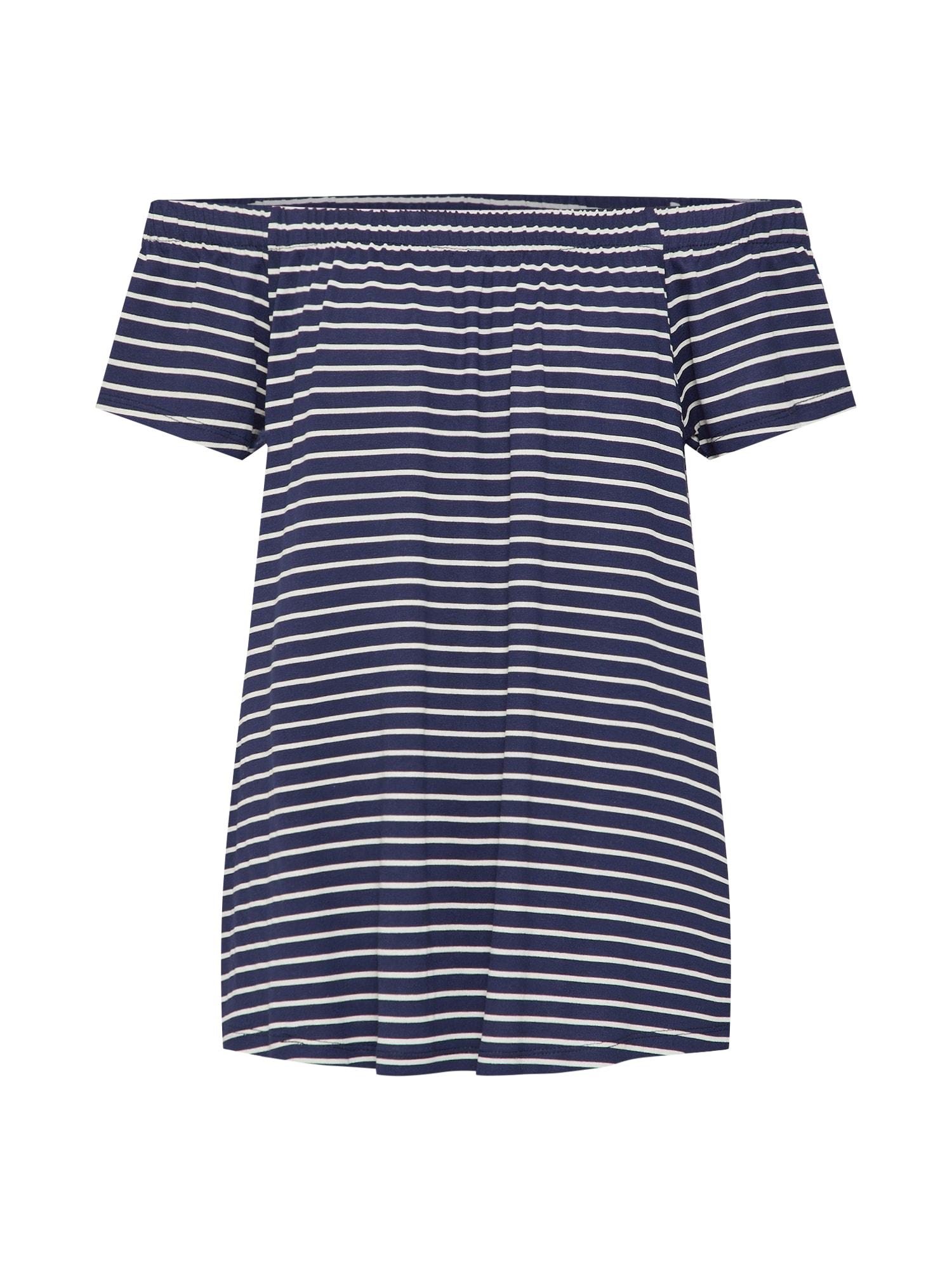 Sublevel Tricou 'Carmen Shirt'  navy