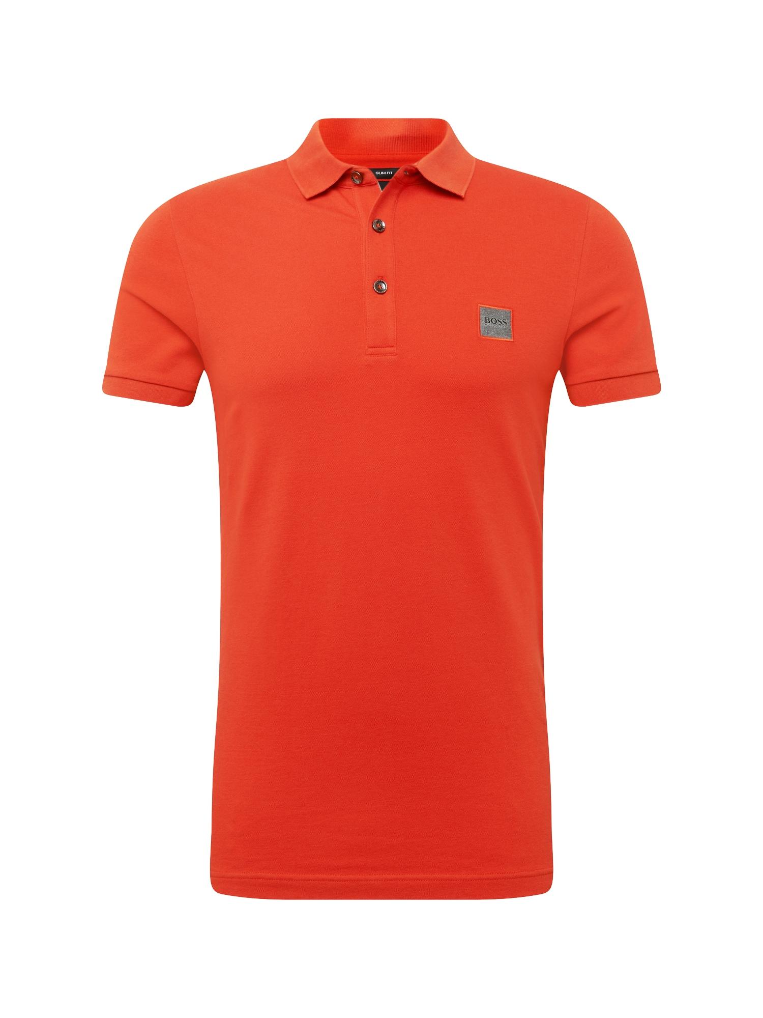 Tričko Passenger oranžová BOSS