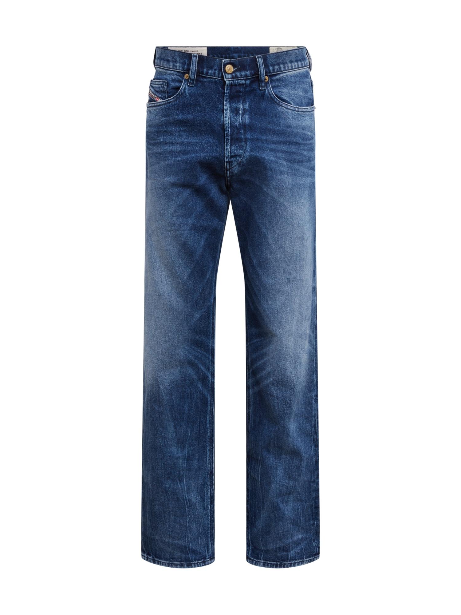 DIESEL Džinsai 'D-MACS' tamsiai (džinso) mėlyna