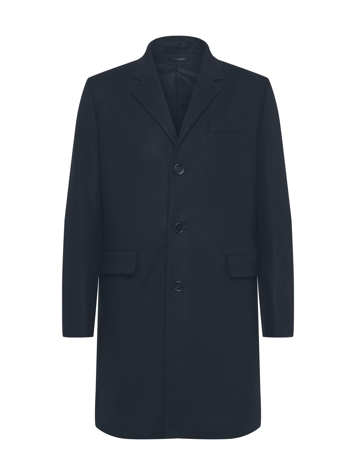 Filippa K Demisezoninis paltas juoda