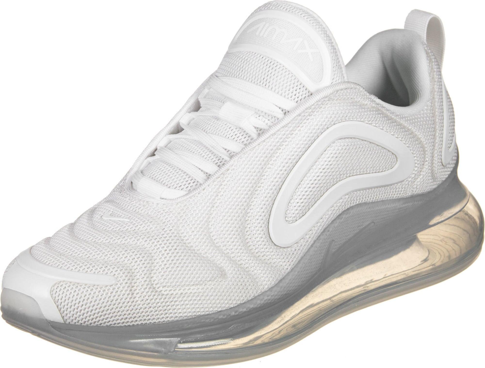 Nike Sportswear Sportbačiai be auliuko balta / pilka