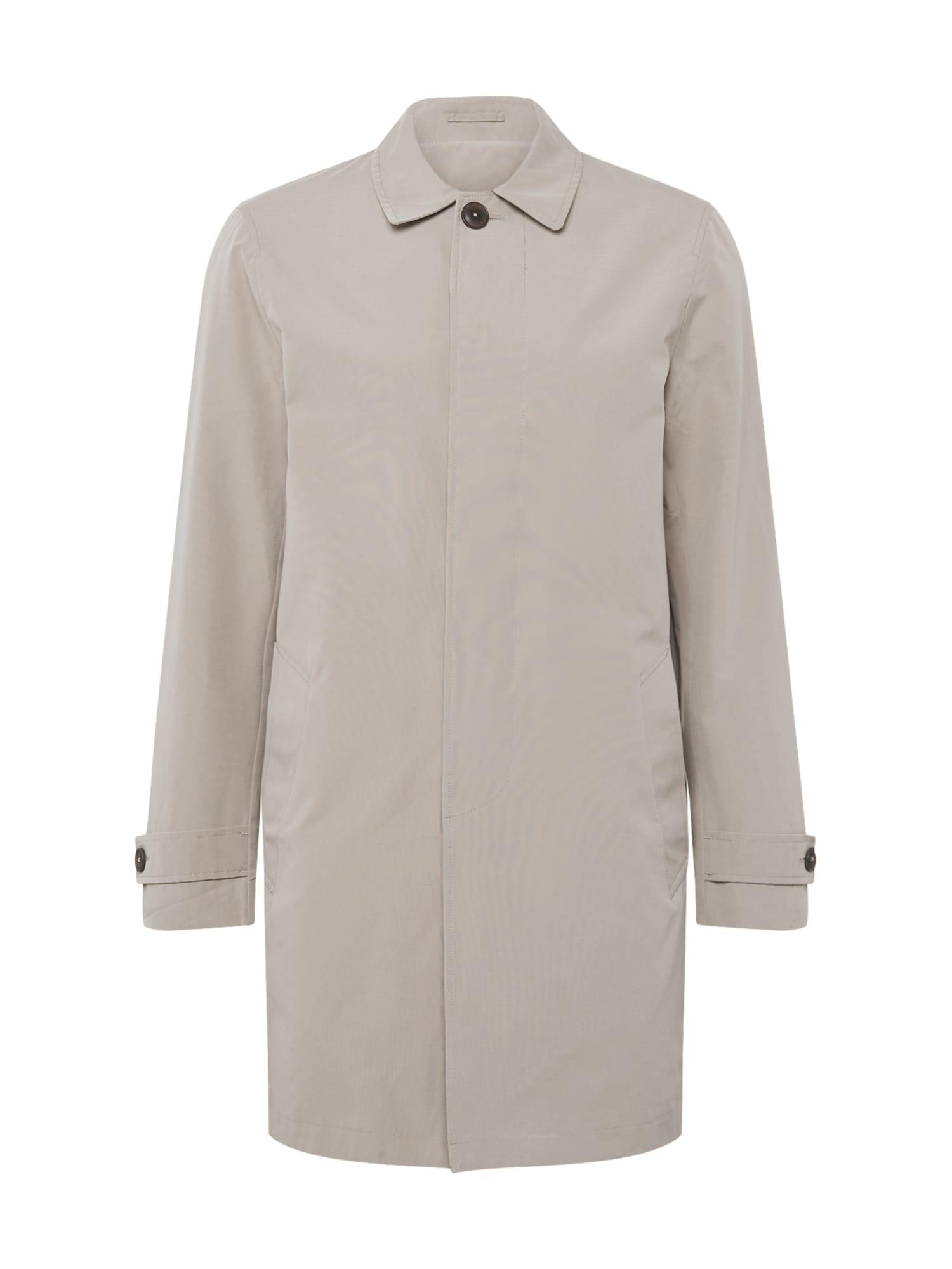 BURTON MENSWEAR LONDON Demisezoninis paltas šviesiai ruda