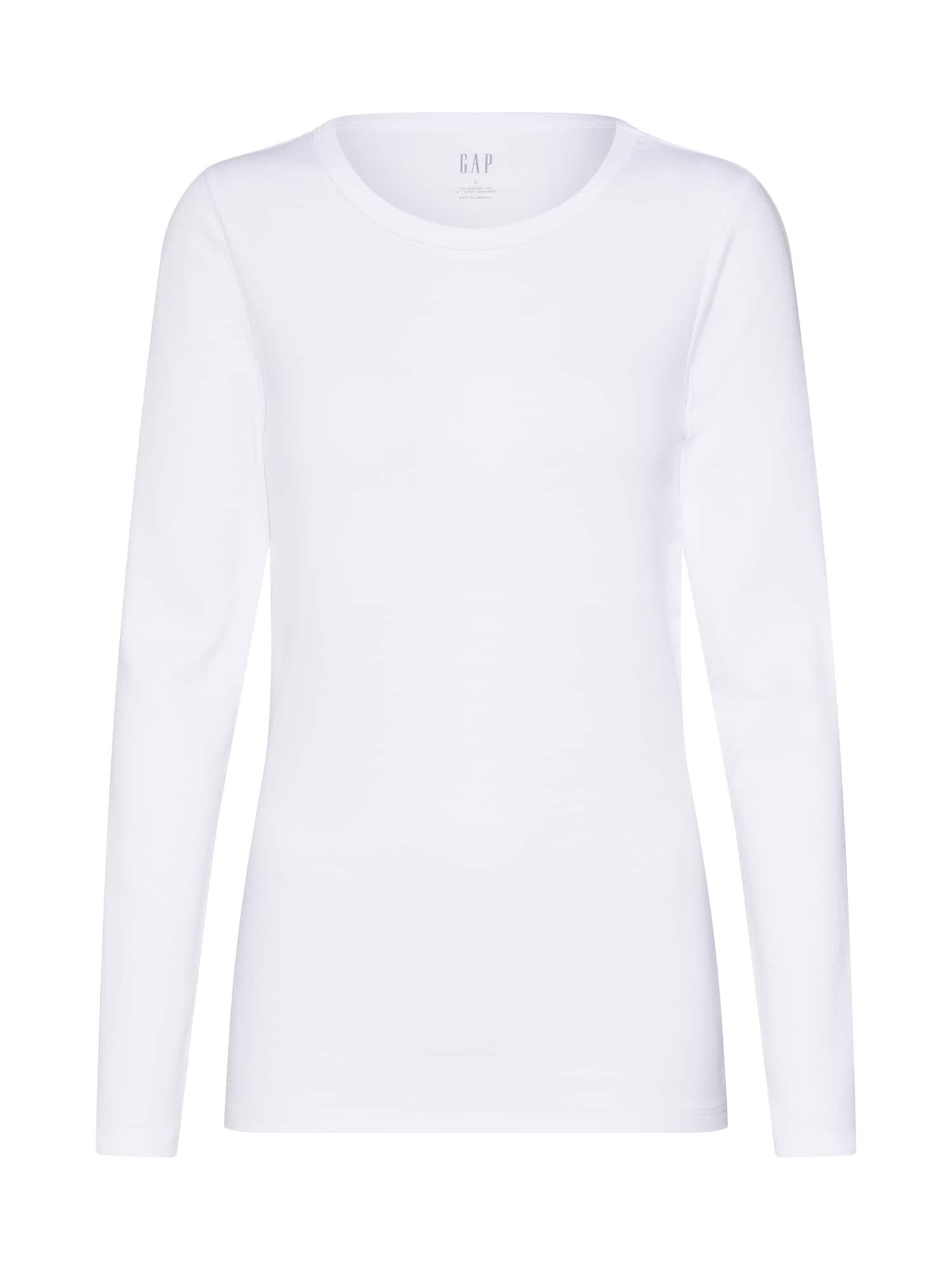 Tričko LSMODCREW přírodní bílá GAP