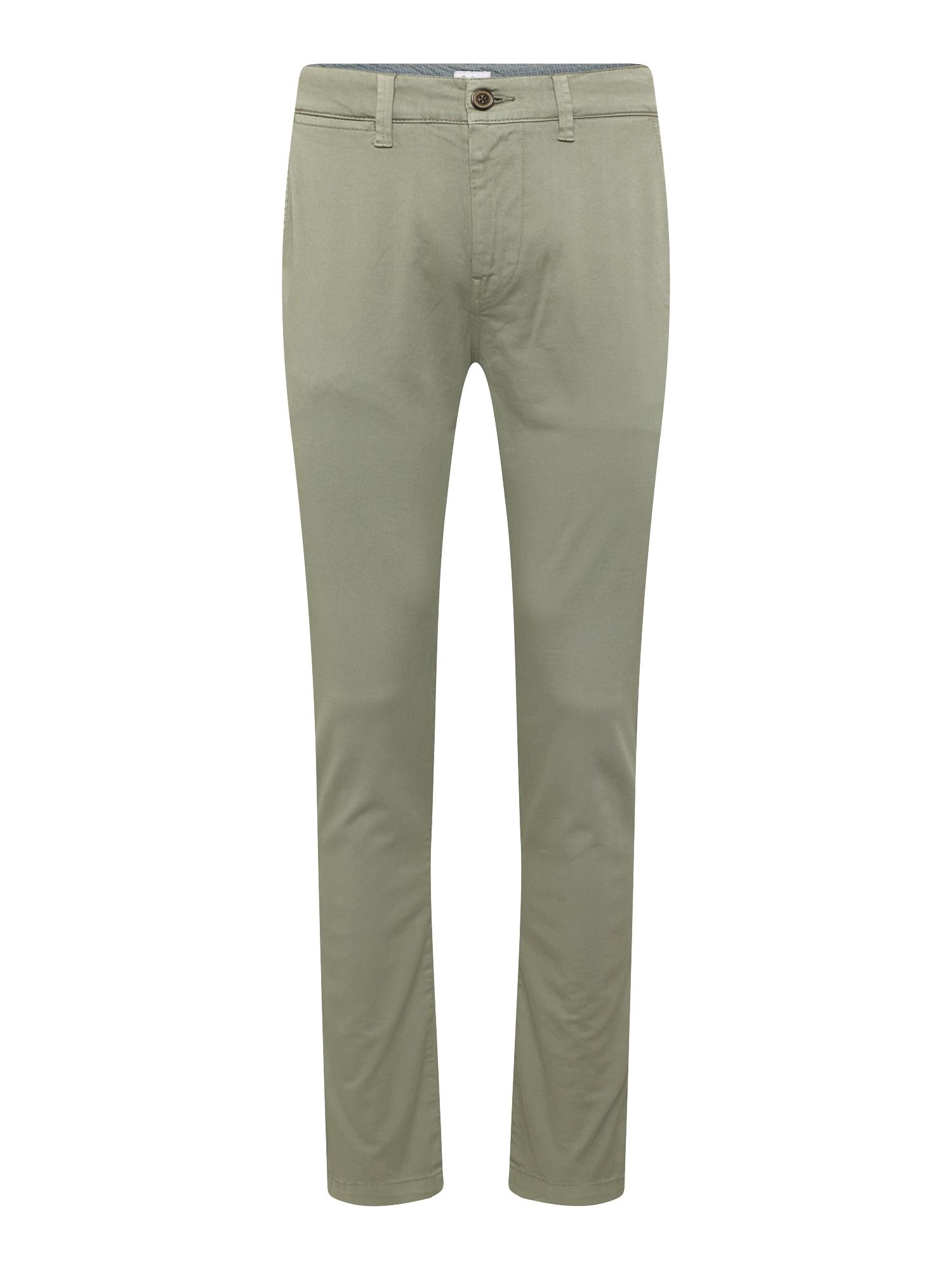 Chino kalhoty Sloane olivová Pepe Jeans