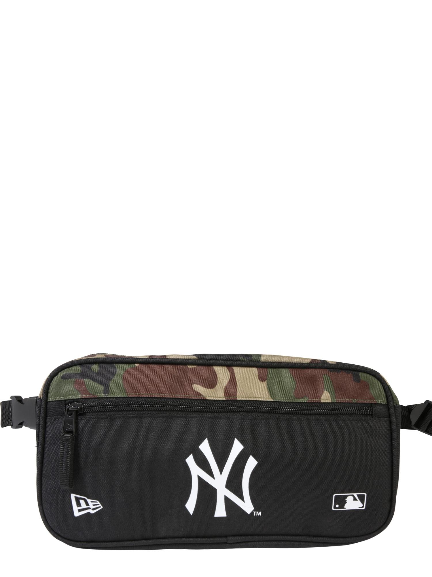 Ledvinka MLB BODY BAG černá NEW ERA