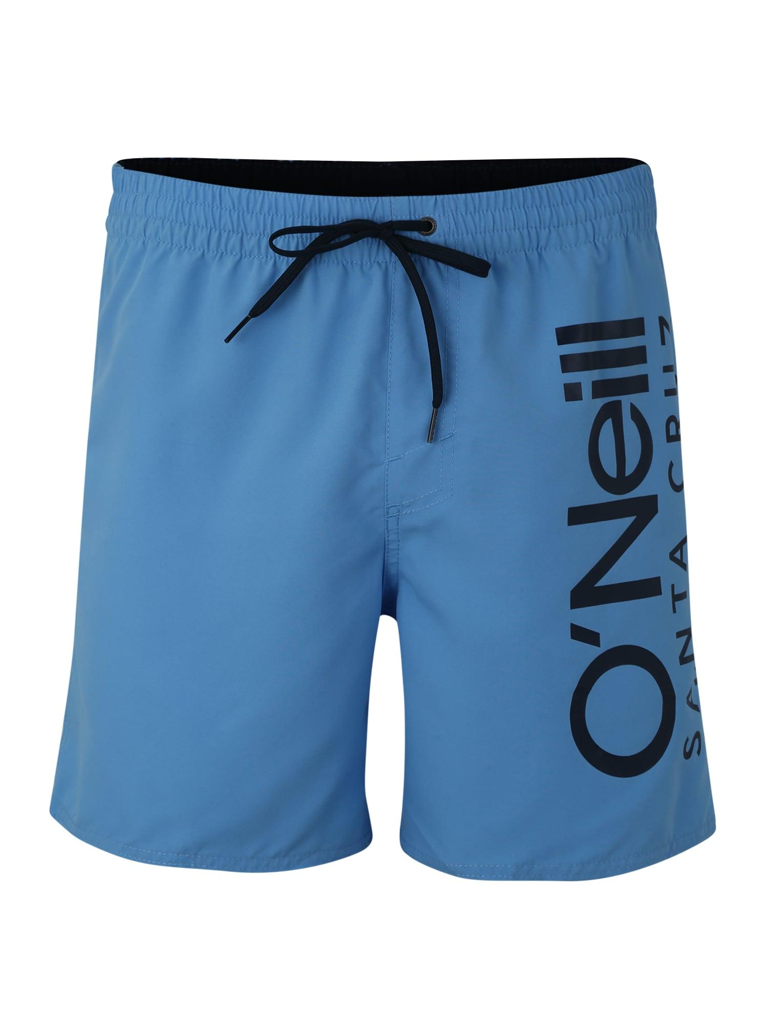 ONEILL Sportovní plavky PM ORIGINAL CALI modrá černá O'NEILL
