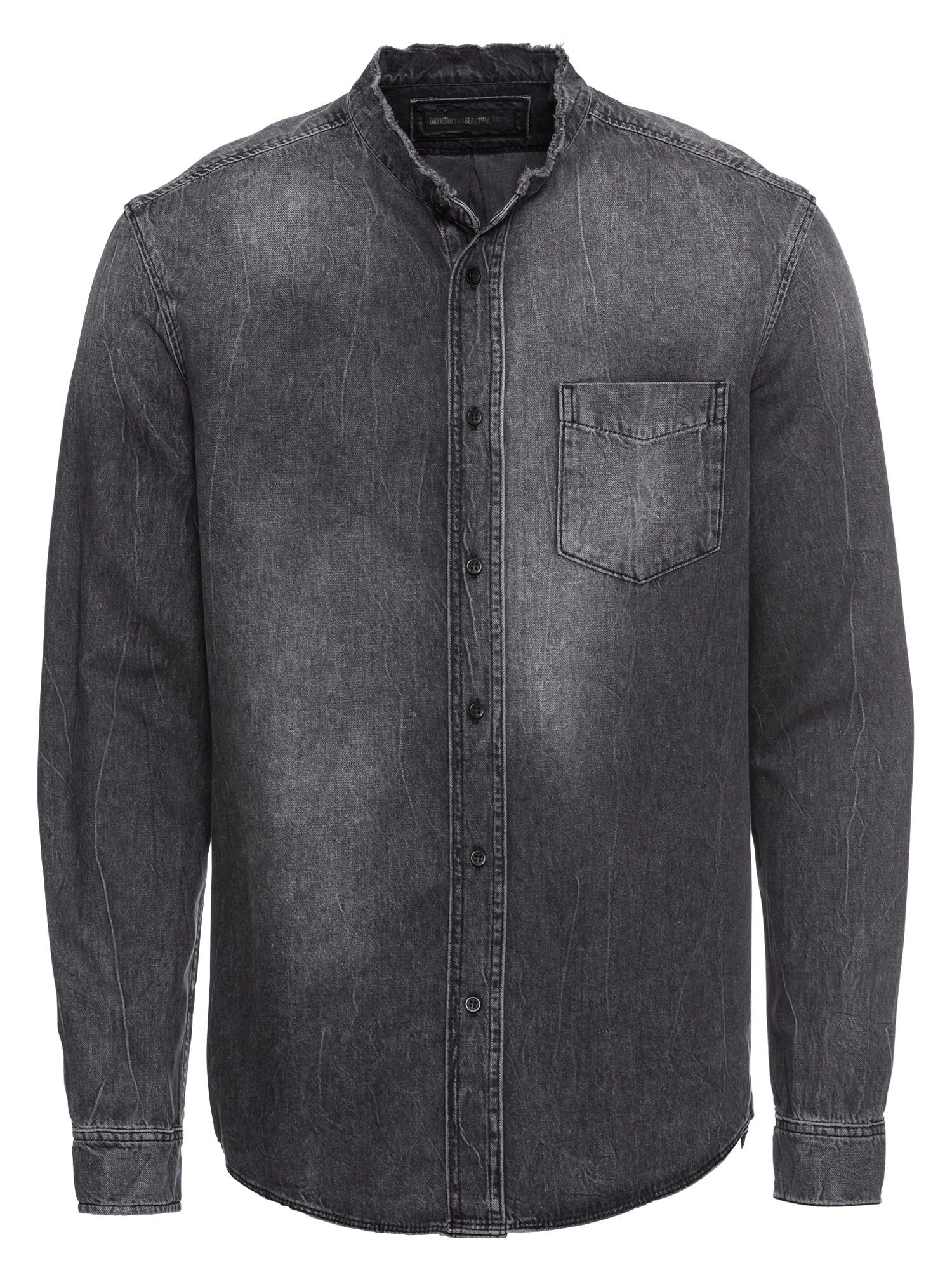 Košile DONNY šedá džínová DRYKORN