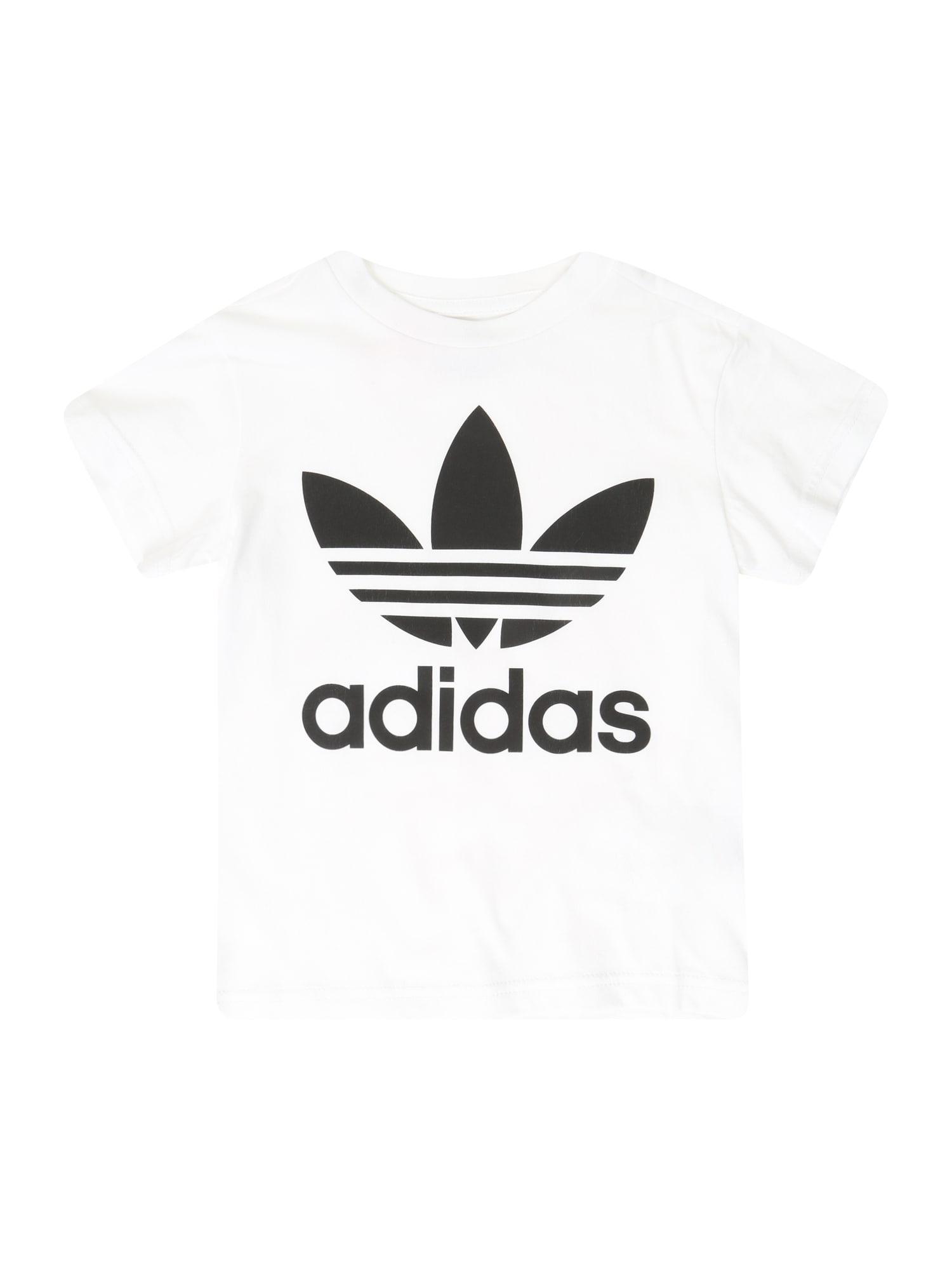 ADIDAS ORIGINALS Marškinėliai balta