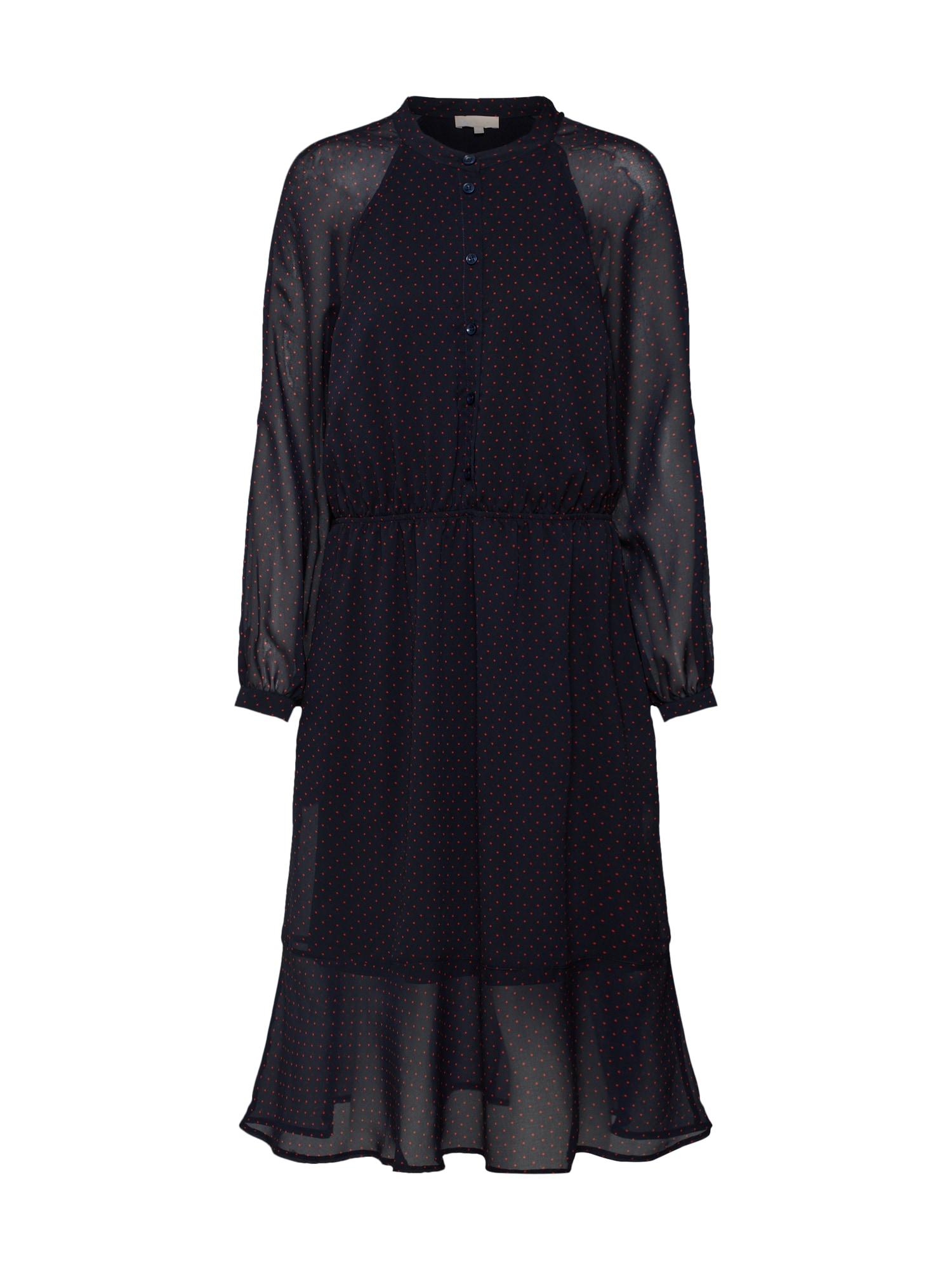 Šaty noční modrá Talkabout