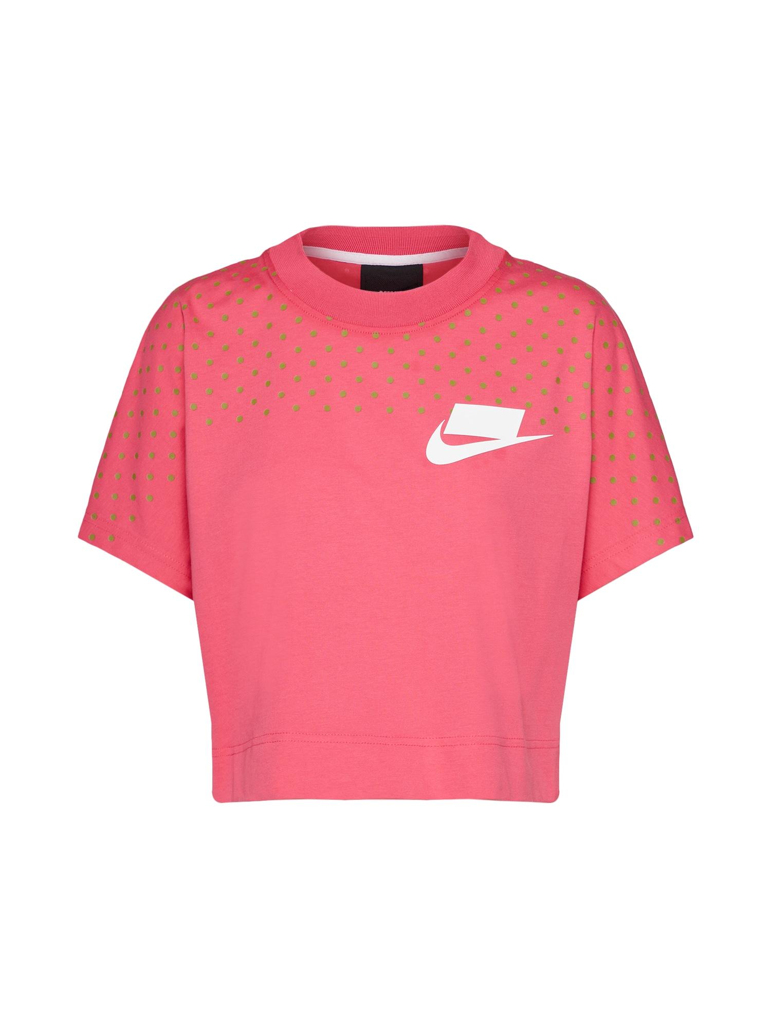 Tričko pink Nike Sportswear