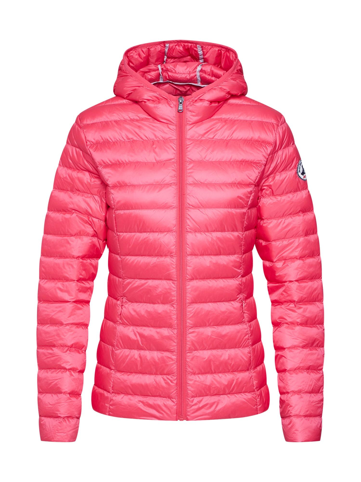 JOTT Žieminė striukė 'CLOE' fuchsijų spalva