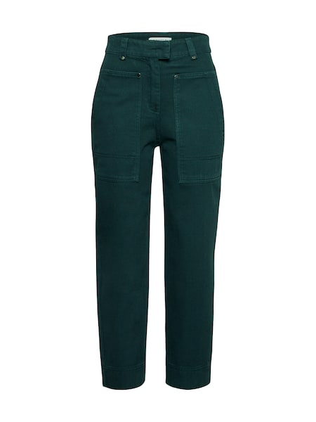 Hosen - Jeans 'Gillian' › EDITED › grün  - Onlineshop ABOUT YOU