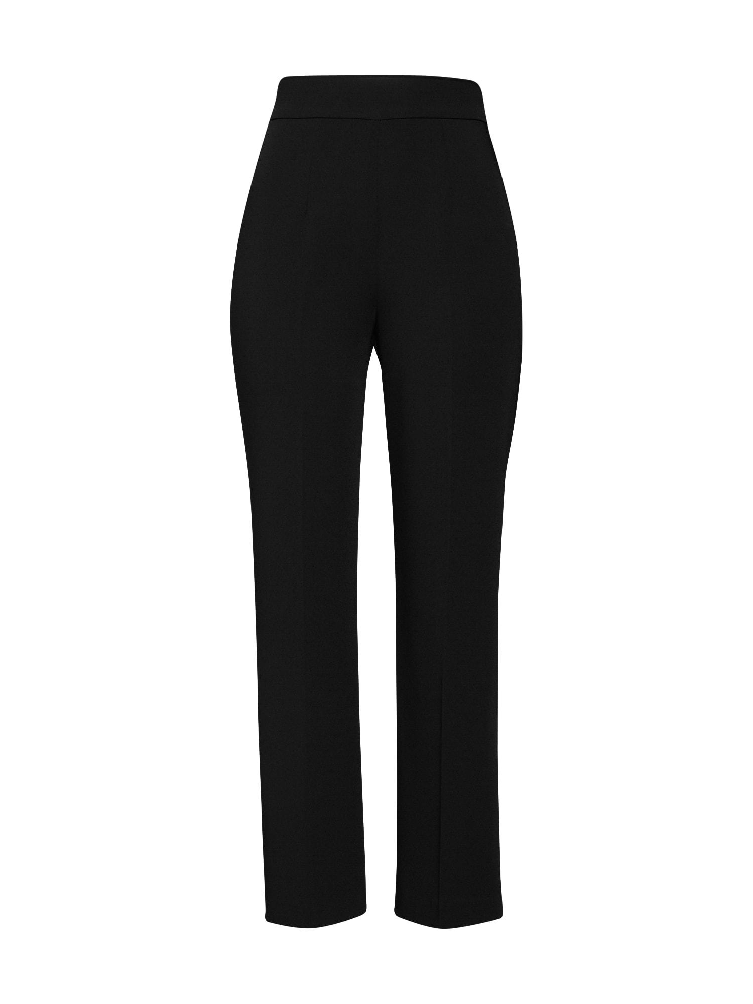 Kalhoty s puky Anne černá EDITED