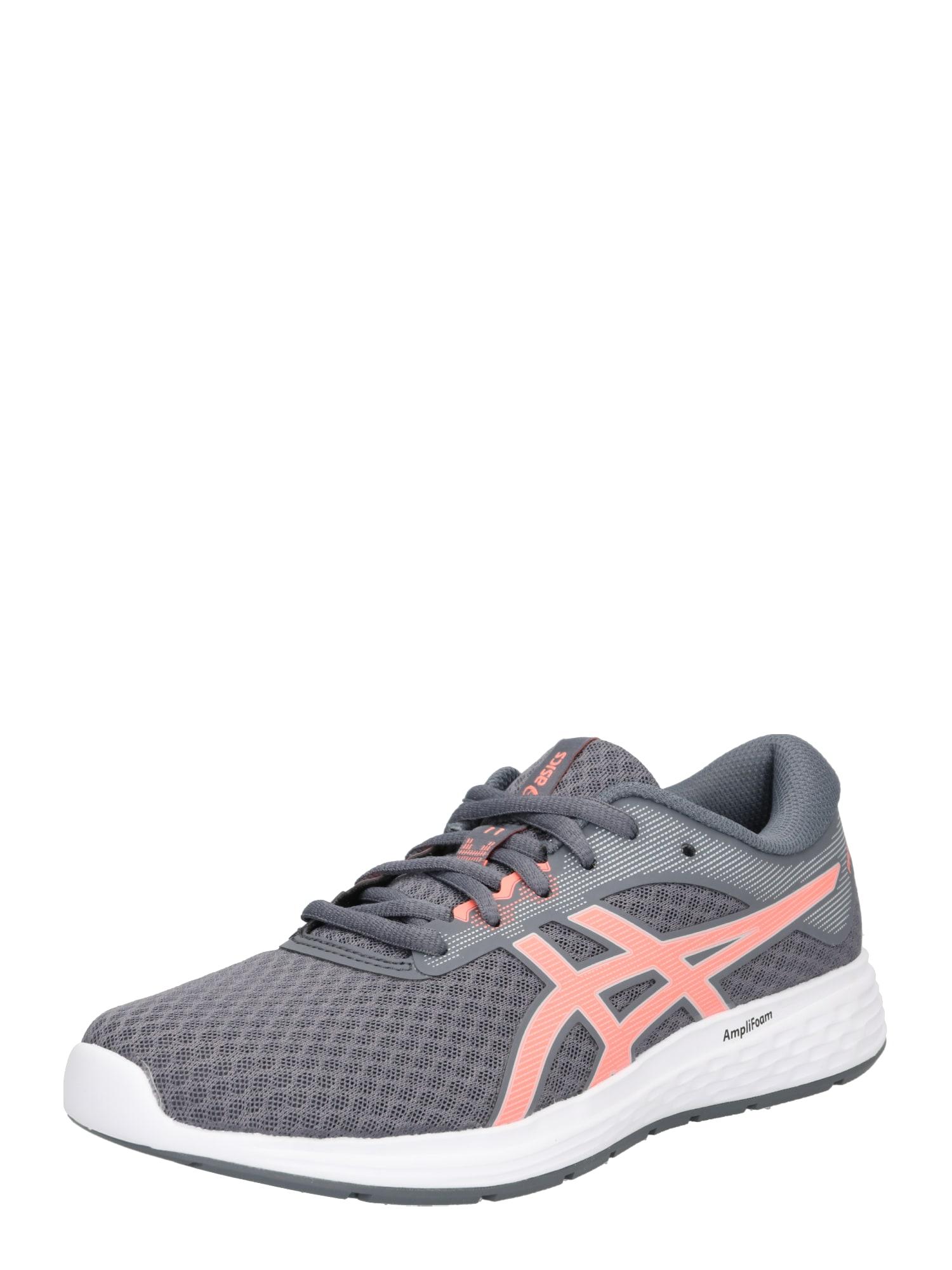 Sportovní boty Patriot 11 tmavě šedá korálová ASICS