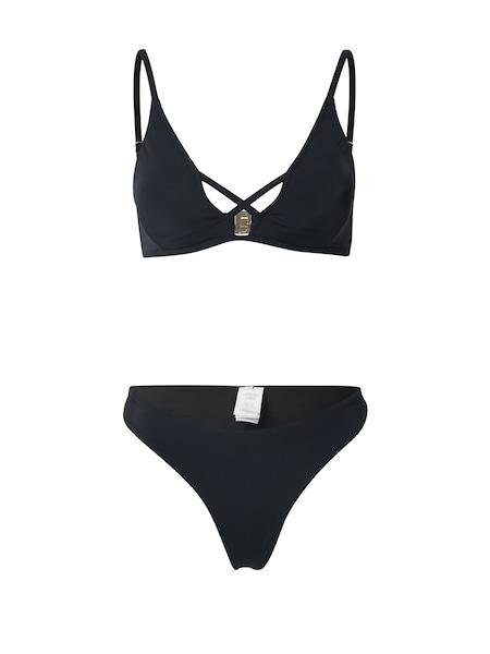 Bademode - Bikini 'Karli' › ABOUT YOU › schwarz  - Onlineshop ABOUT YOU