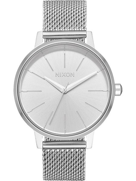 Uhren für Frauen - Nixon Uhr 'A1229 1920 00' silber  - Onlineshop ABOUT YOU
