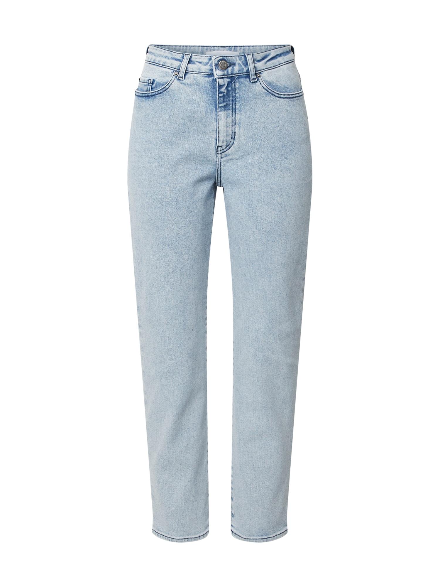 BOSS Džinsai 'Regular 1' tamsiai (džinso) mėlyna