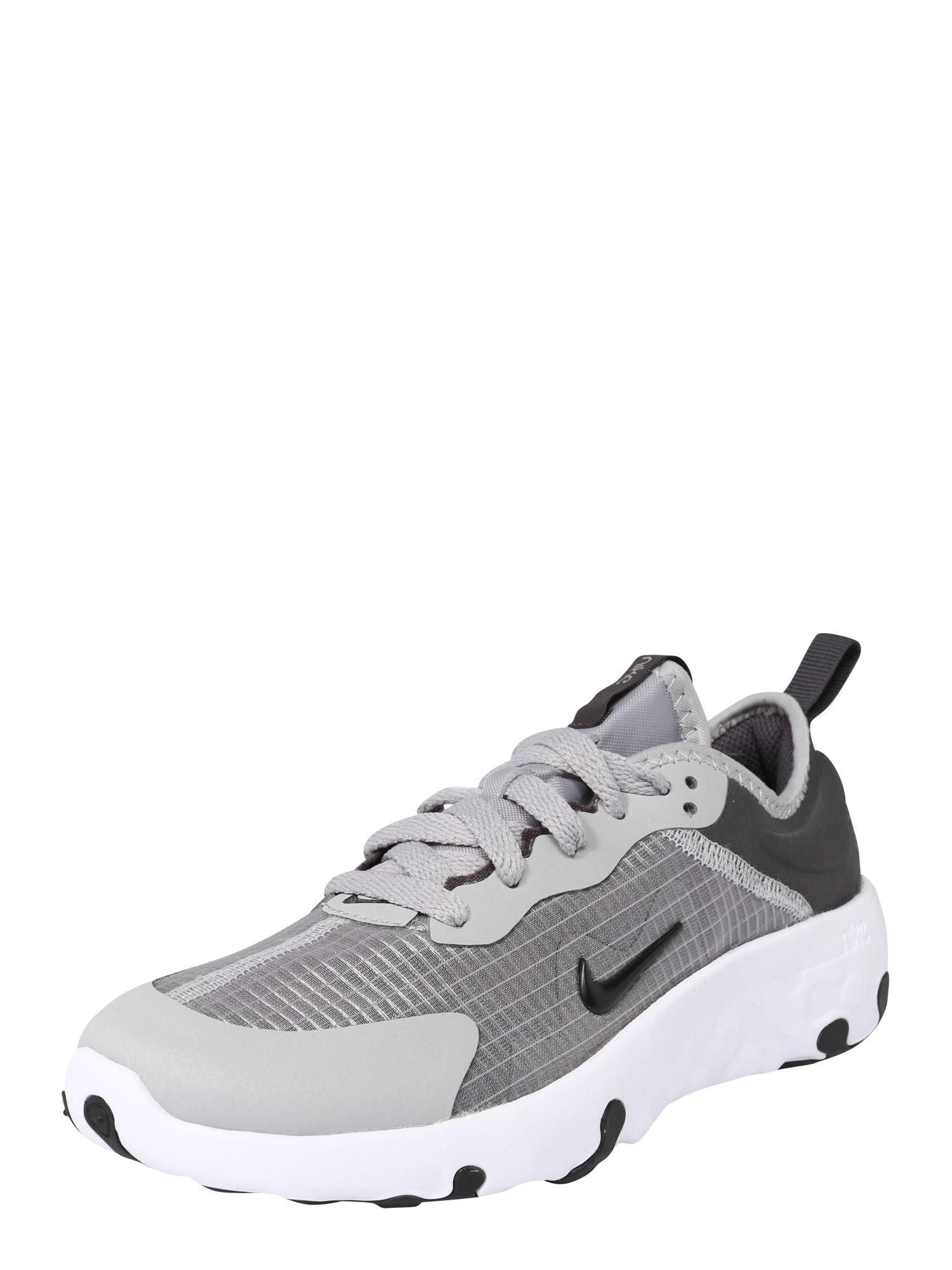 Tenisky NIKE RENEW LUCENT (GS) šedá Nike Sportswear