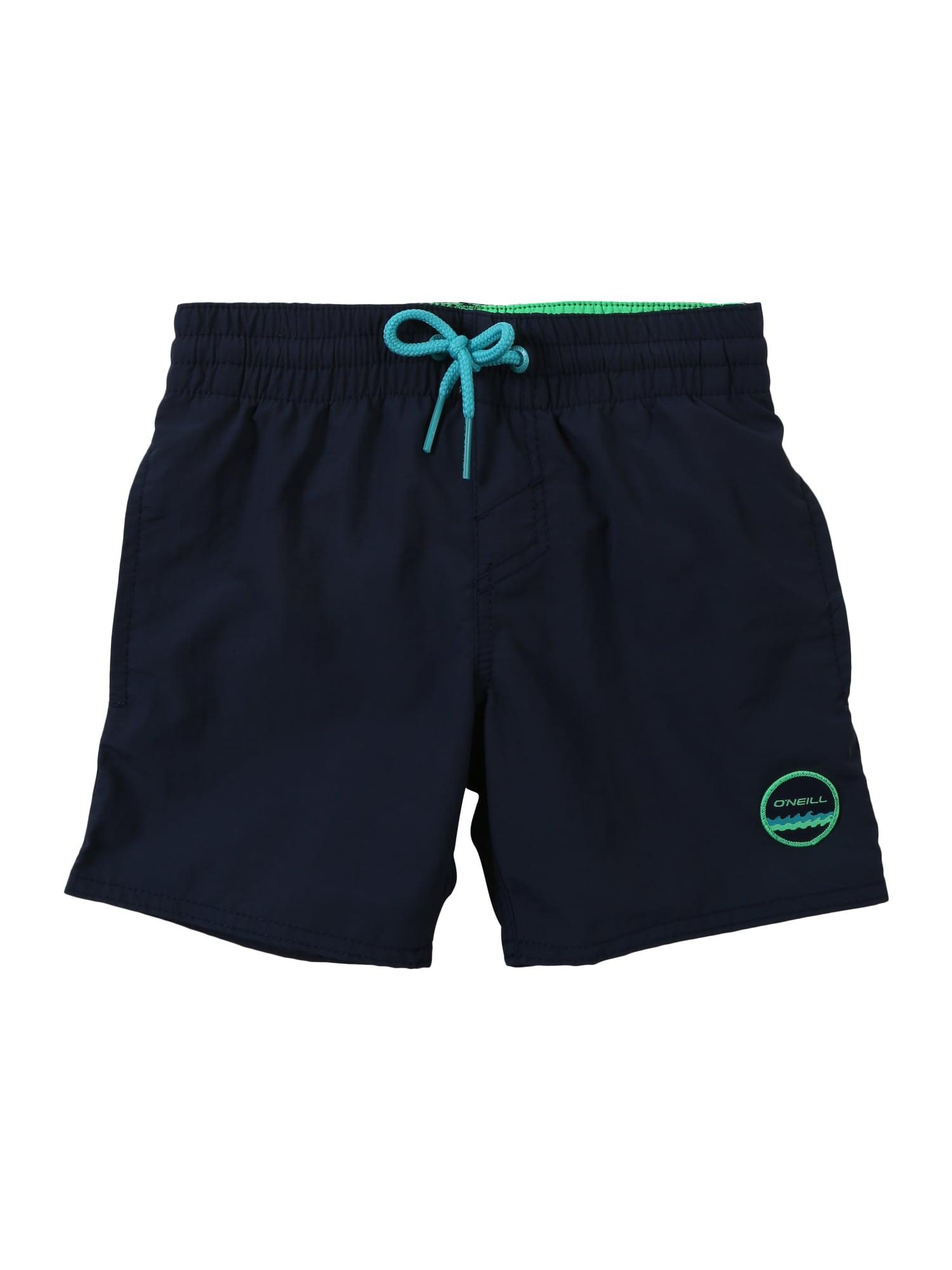 ONEILL Plavecké šortky tmavě modrá O'NEILL