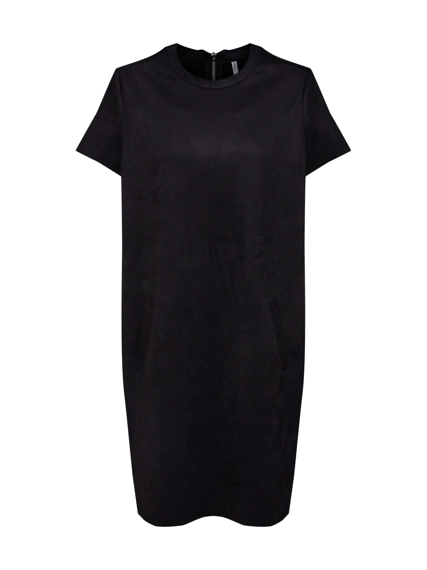 Šaty onlBECCA černá ONLY