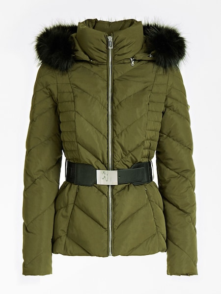 Jacken - Jacke › Guess › oliv  - Onlineshop ABOUT YOU
