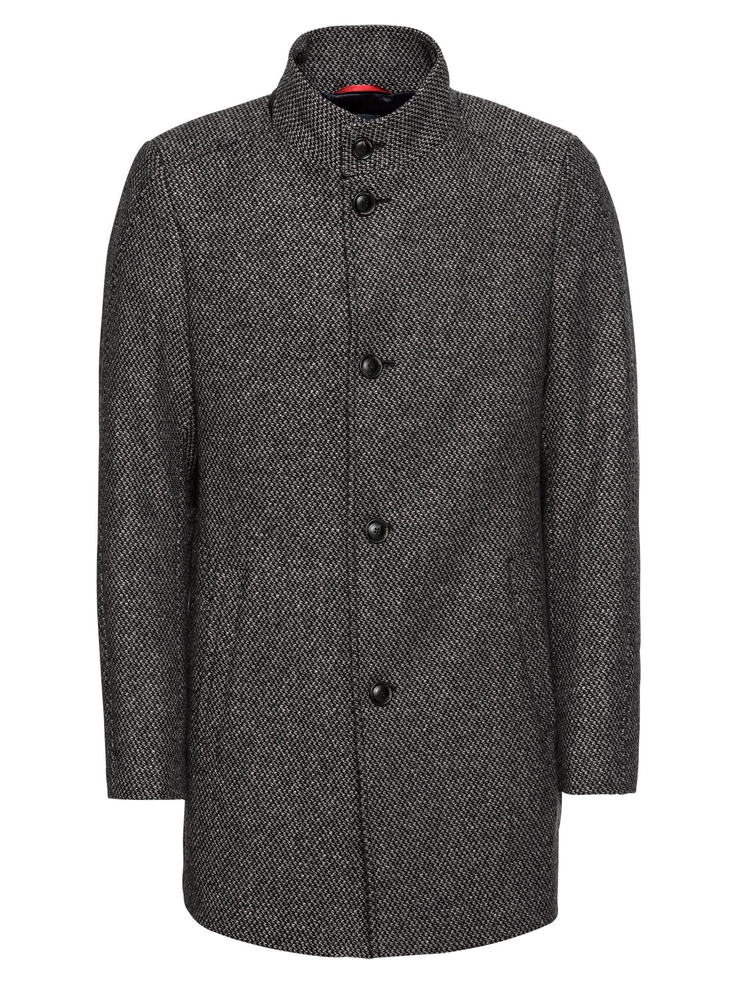 CINQUE Rudeninis-žieminis paltas 'Cioxford' tamsiai pilka