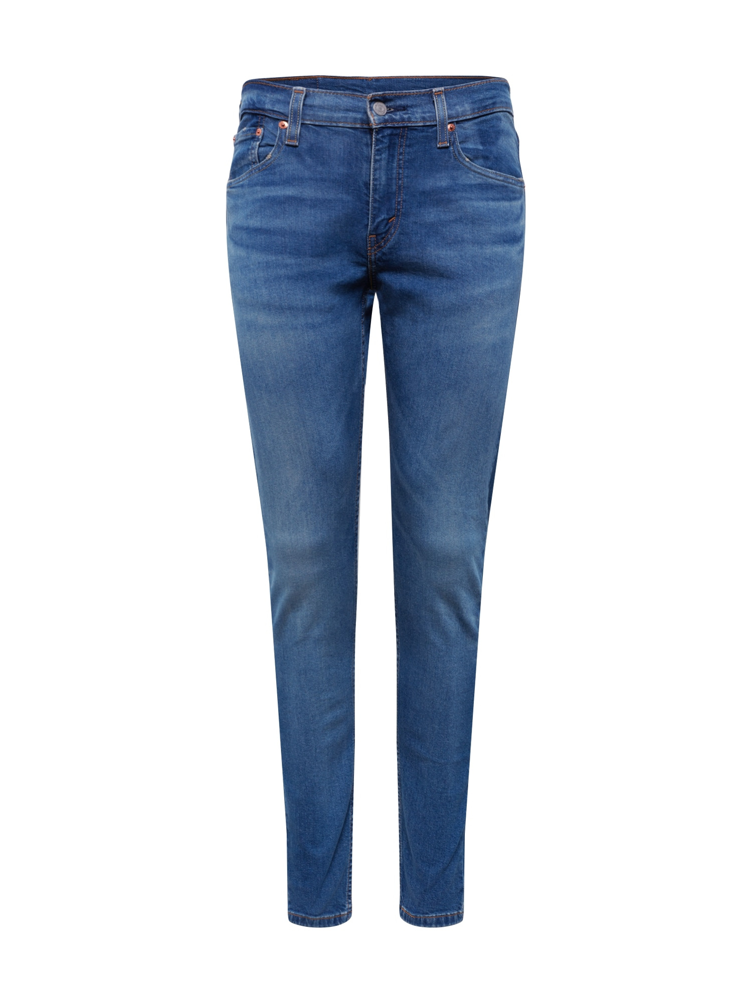 LEVI'S Džinsai '512SLIMTAPERLOBALL' tamsiai (džinso) mėlyna
