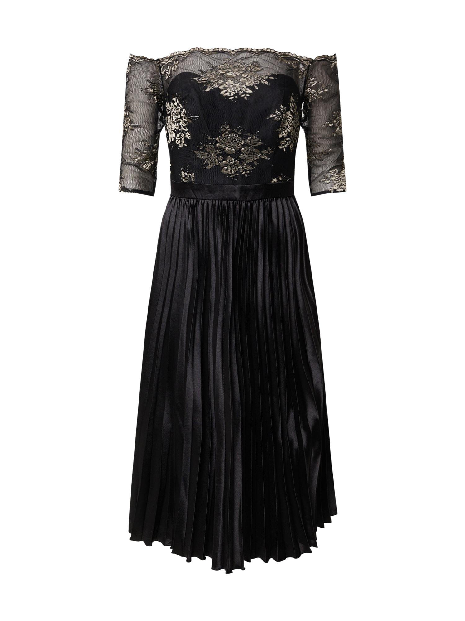 Chi Chi London Kokteilinė suknelė 'Aivana' juoda