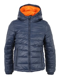NAME IT Kinder,Mädchen Steppjacke NKFMONIA blau | 05713728509490