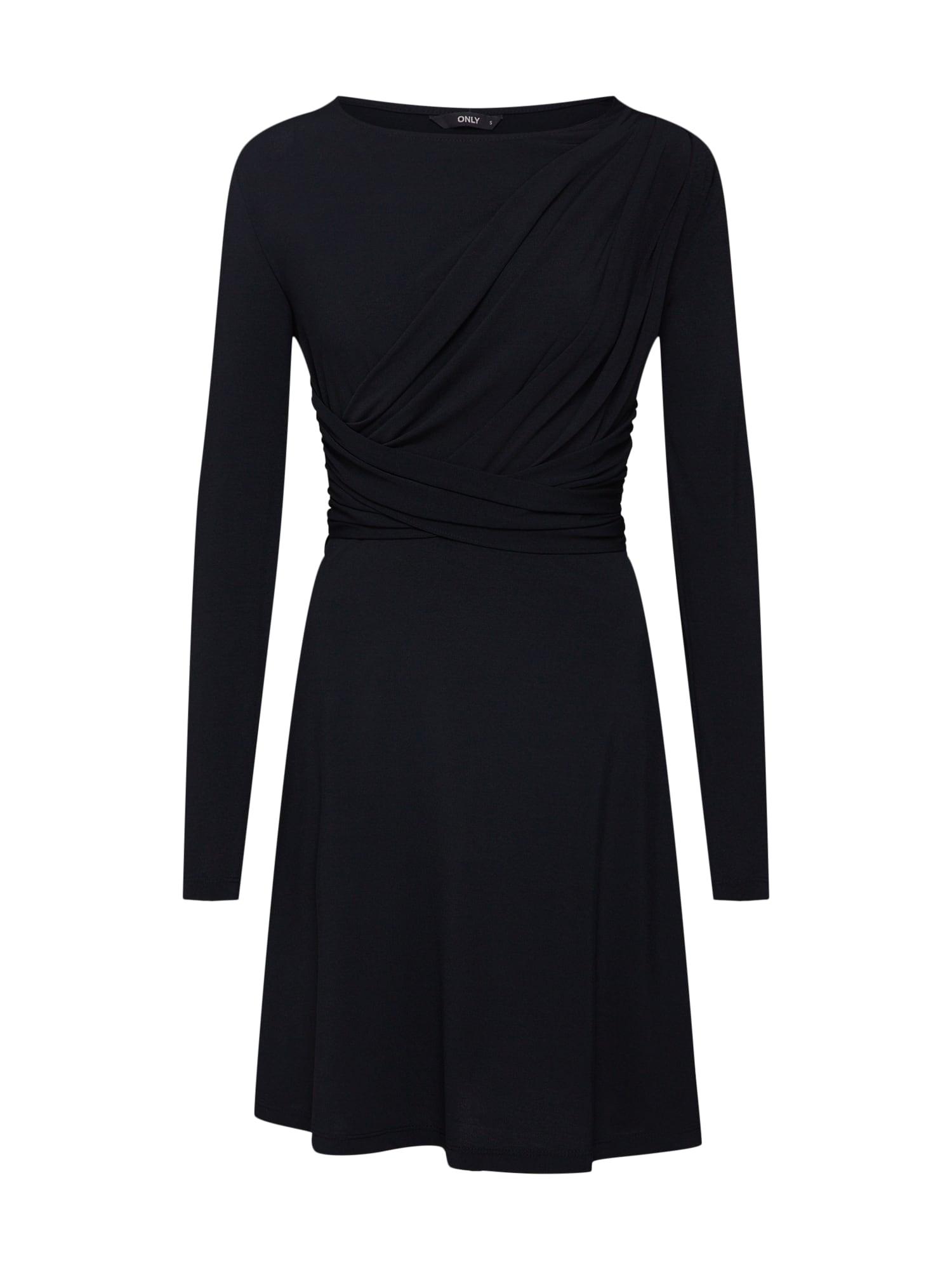 Šaty XENIA černá ONLY