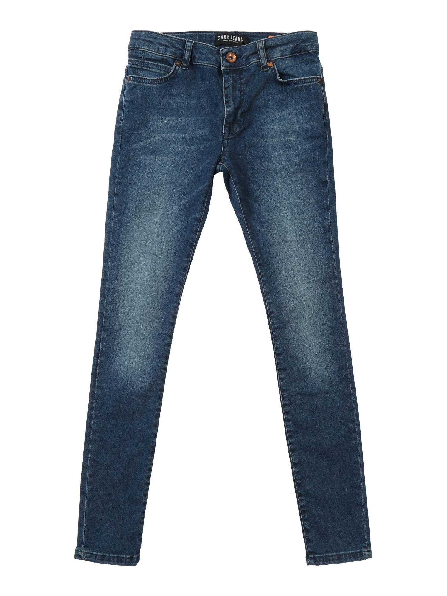 Džíny Trust modrá džínovina Cars Jeans