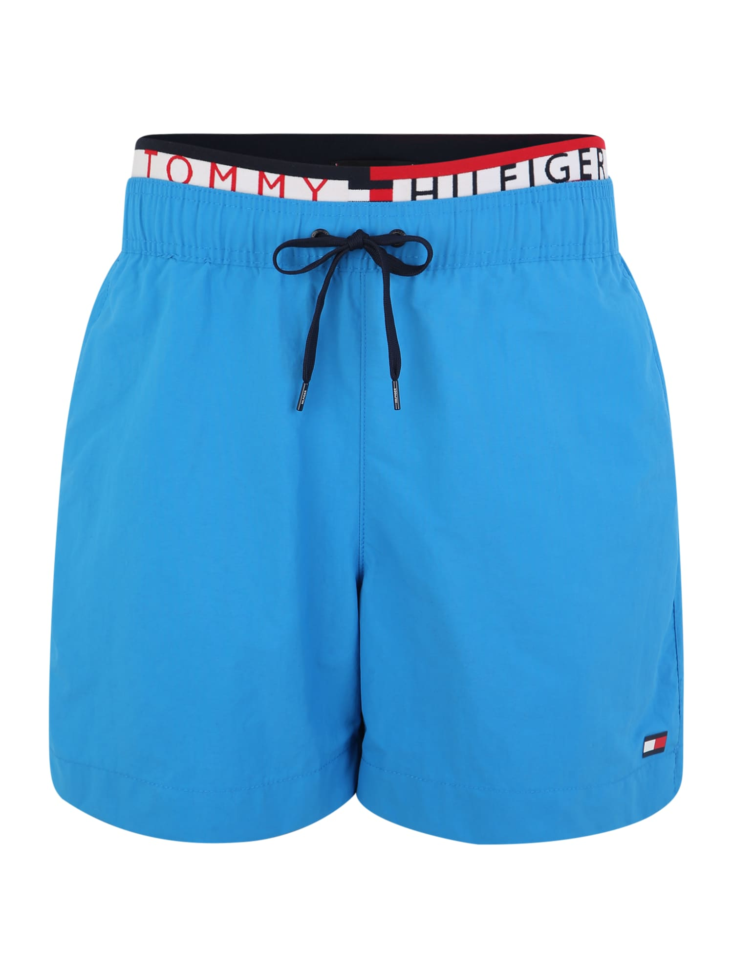 Plavecké šortky modrá Tommy Hilfiger Underwear