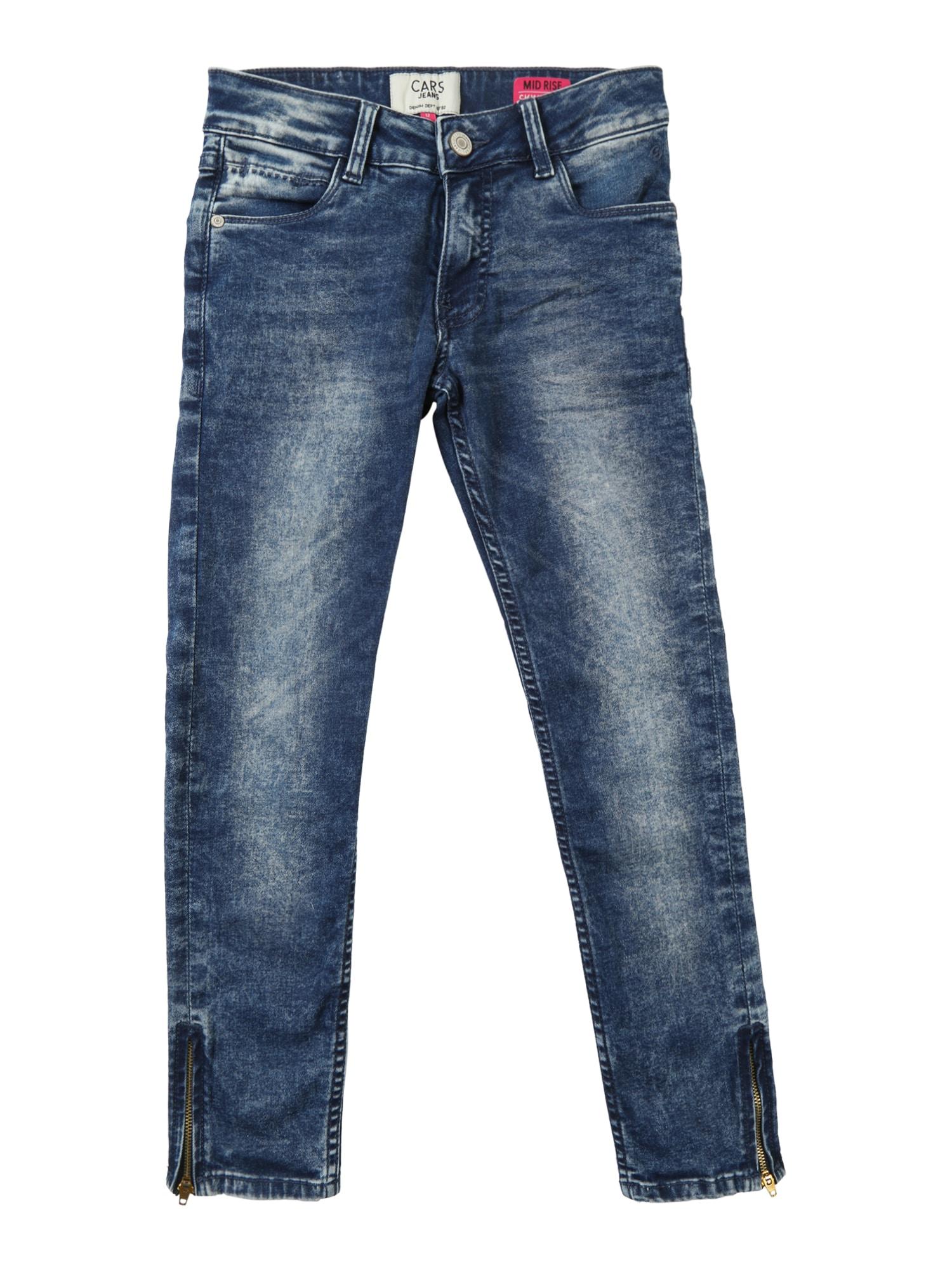 Džíny Pearl modrá džínovina Cars Jeans