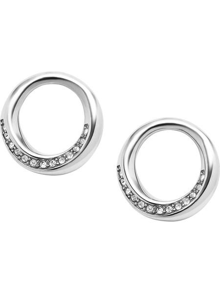 Ohrringe für Frauen - FOSSIL Ohrstecker silber  - Onlineshop ABOUT YOU