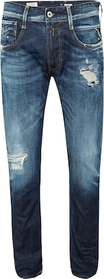 REPLAY 'Anbass' Jeans im Used-Style