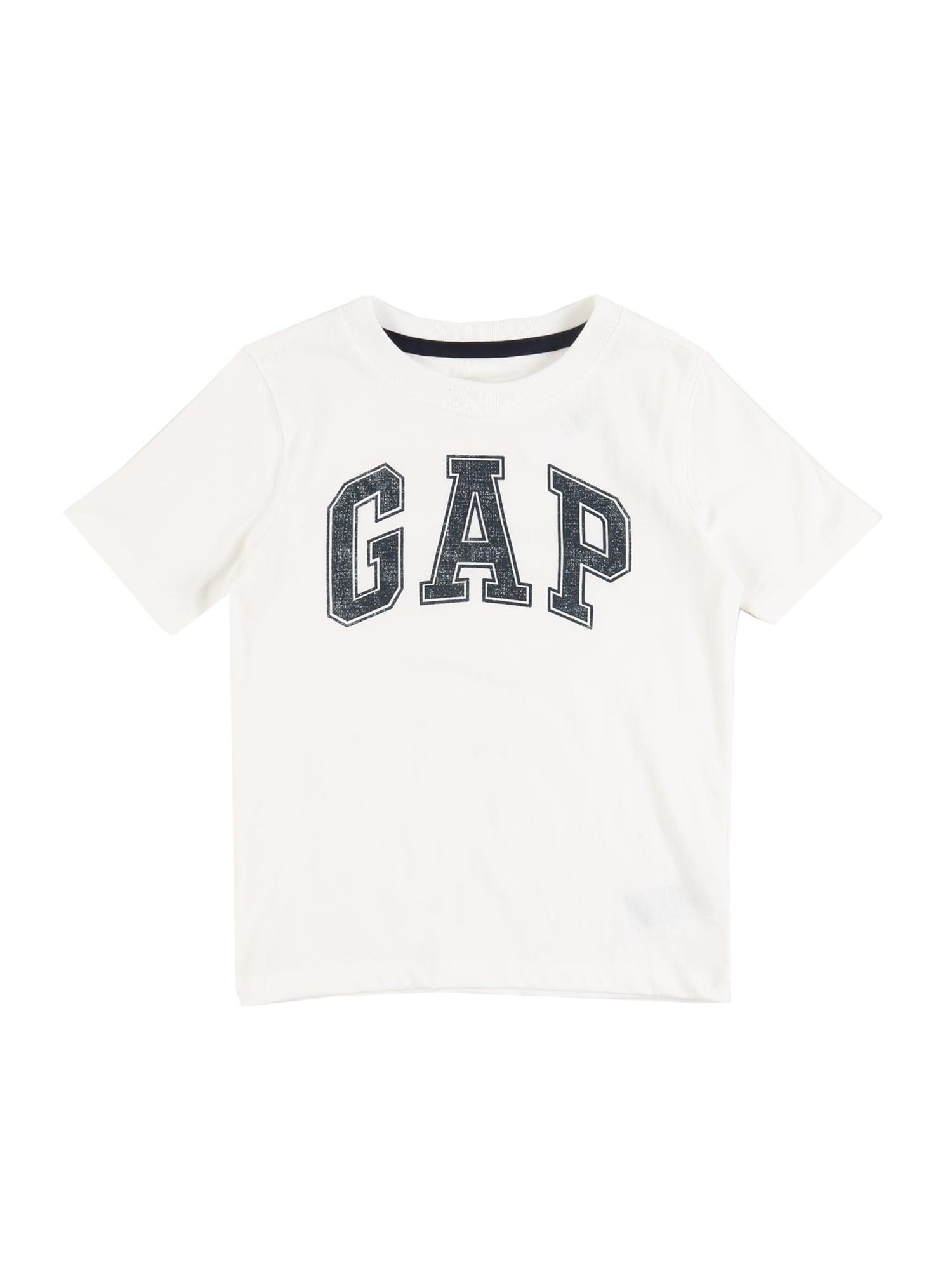 GAP Marškinėliai 'V-NEW ARCH SCREEN' balta