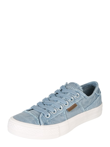 Sneakers für Frauen - Dockers By Gerli Sneaker Low rauchblau  - Onlineshop ABOUT YOU