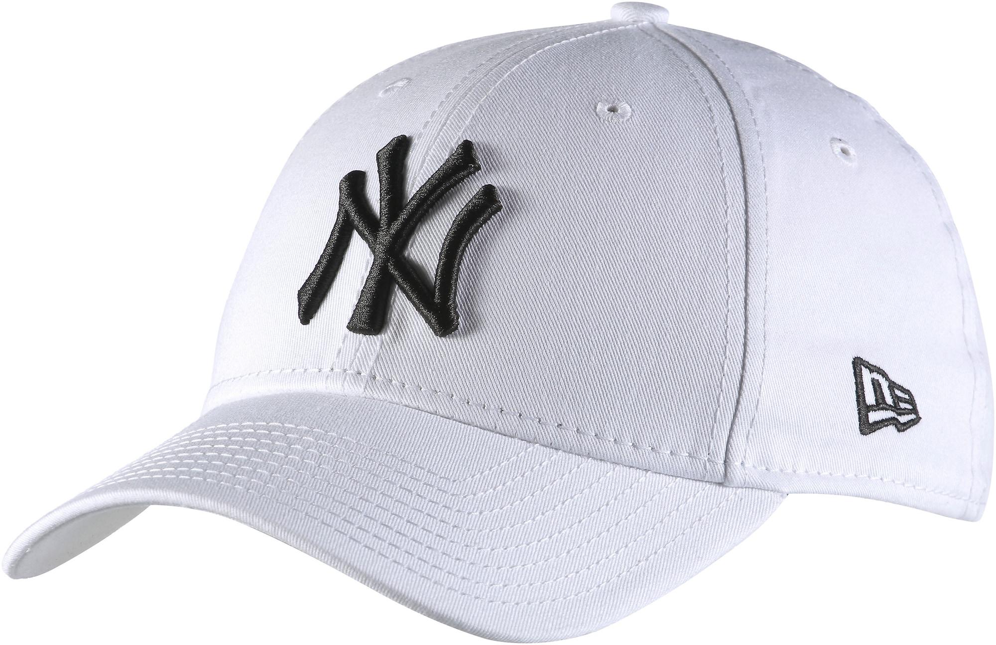 Kšiltovka Cap 9forty MLB Basic NY Yenkees černá bílá NEW ERA