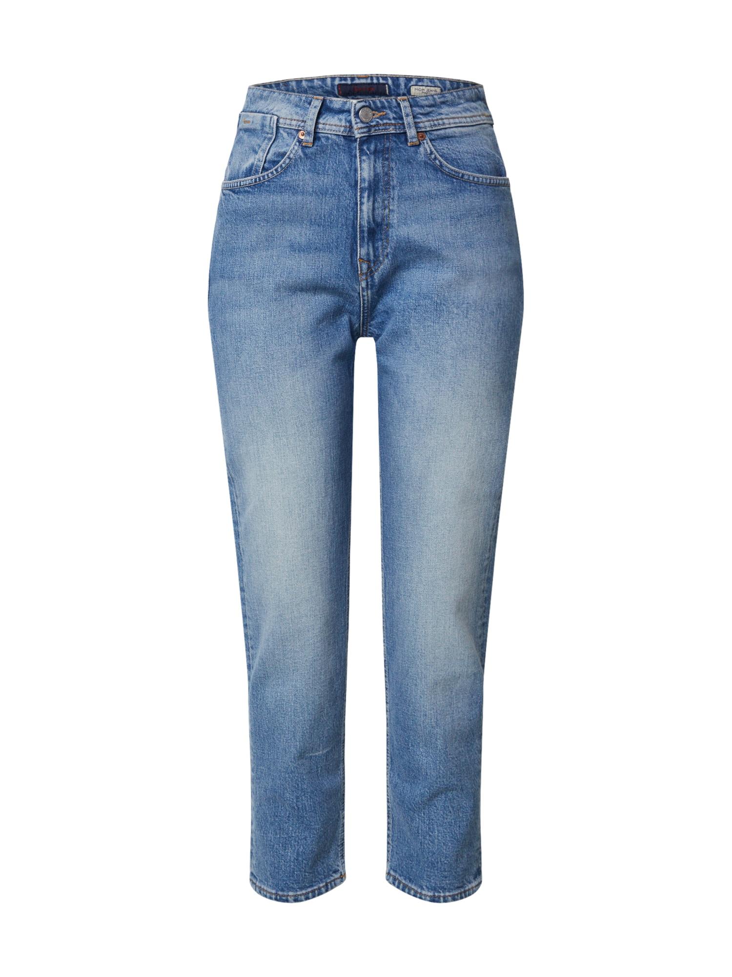 Salsa Džínsy 'Daughter jeans Capri'  modrá denim