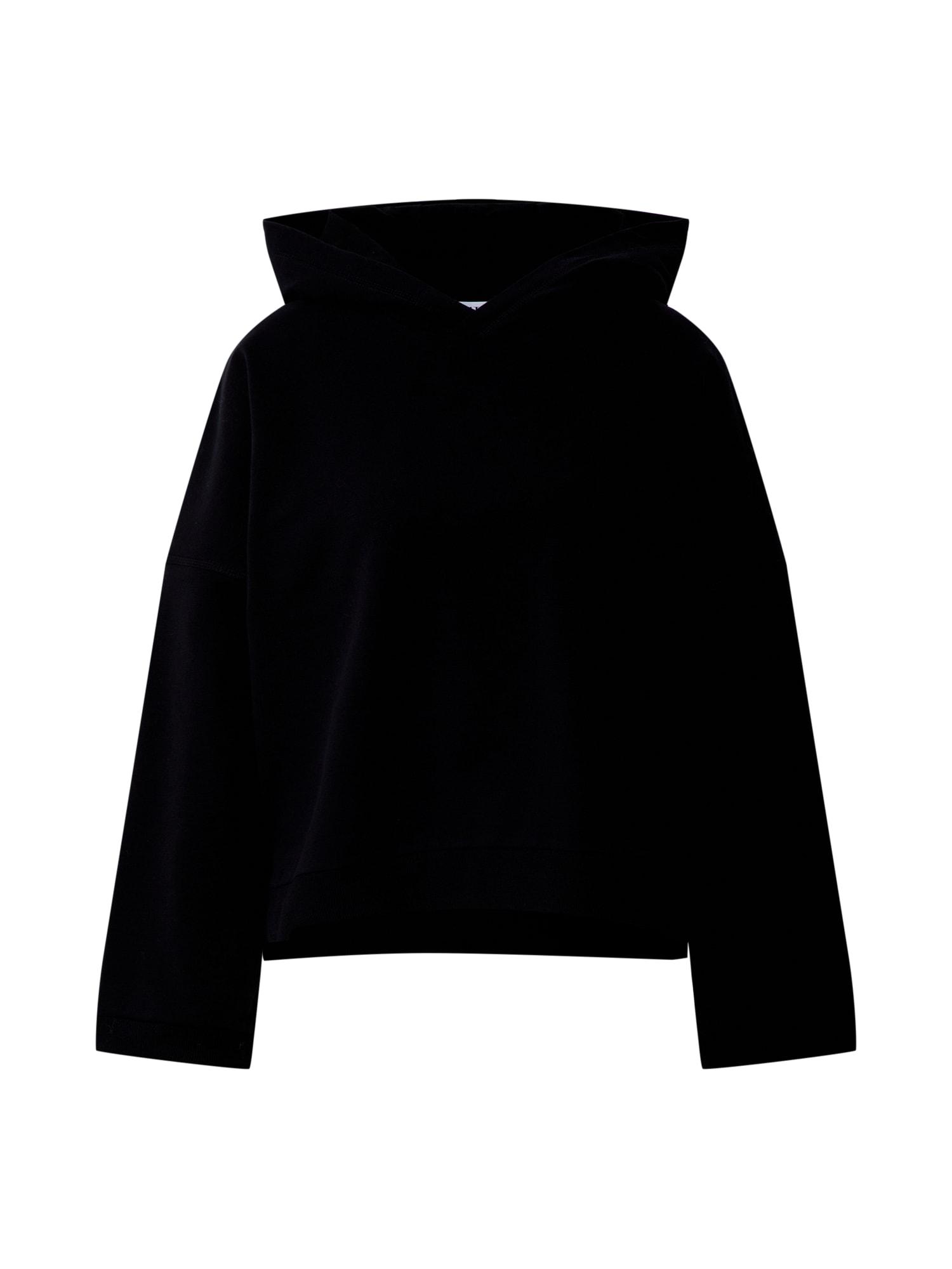 EDITED Megztinis be užsegimo 'Cherell' juoda