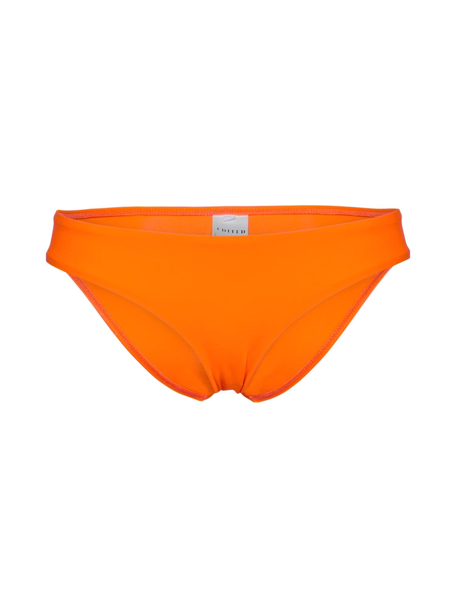Spodní díl plavek Hira oranžová EDITED