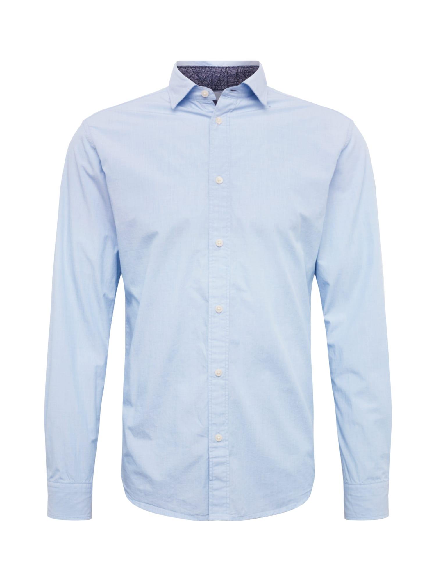 Společenská košile světlemodrá SELECTED HOMME