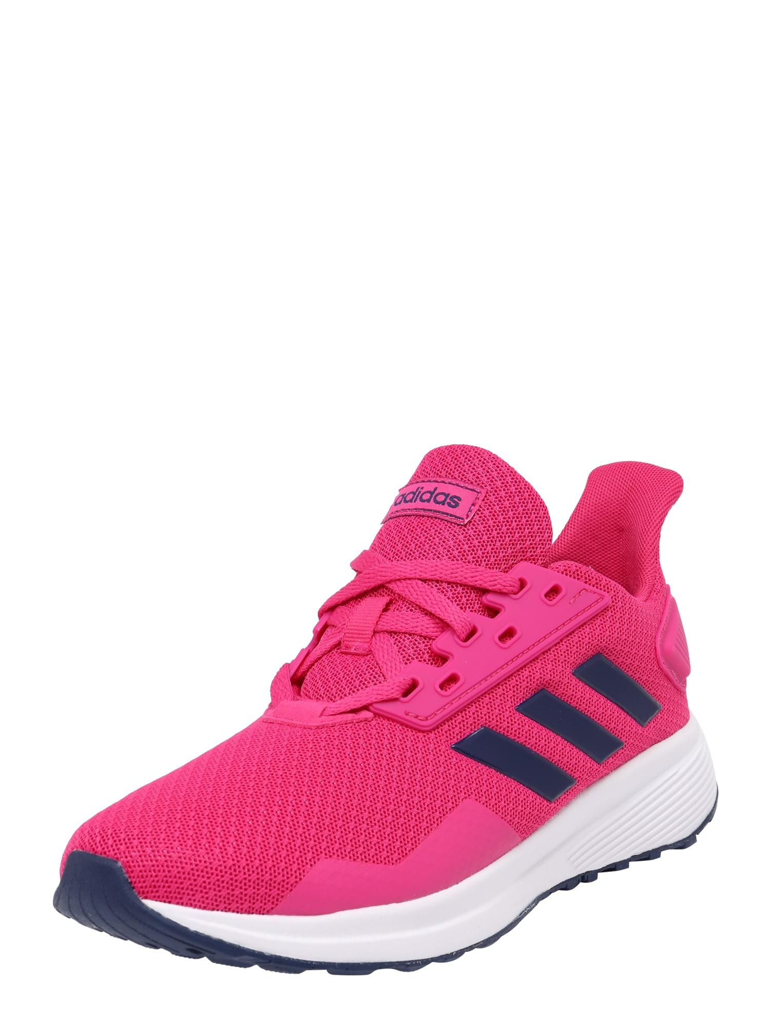 Sportovní boty DURAMO 9 K pink ADIDAS PERFORMANCE